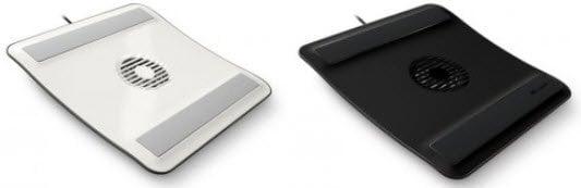 Revisión de la base de refrigeración de Microsoft Notebook