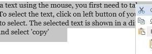 Cómo cortar o copiar y pegar usando el teclado o el ratón en Windows