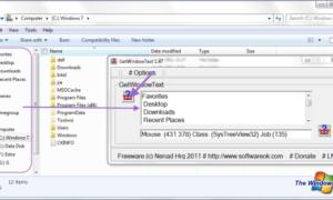 Copiar texto de ventanas abiertas con GetWindowText