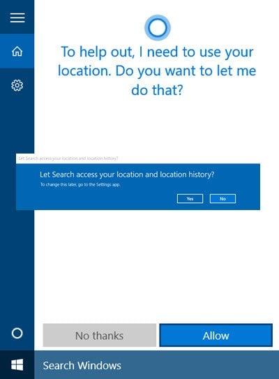 Cómo usar Cortana en Microsoft Band 2 1