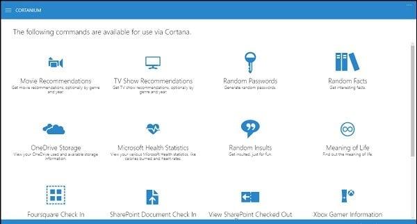 Añadir nuevos comandos de voz a Cortana en Windows 10 con Cortanium