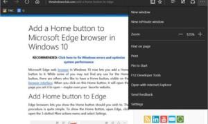 Habilitar Tema Oscuro en el navegador Edge