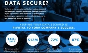 Infografía de Microsoft: Cómo Office 365 Enterprise mantiene sus datos seguros