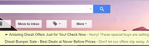 Cómo eliminar todos los mensajes de un remitente concreto de Gmail