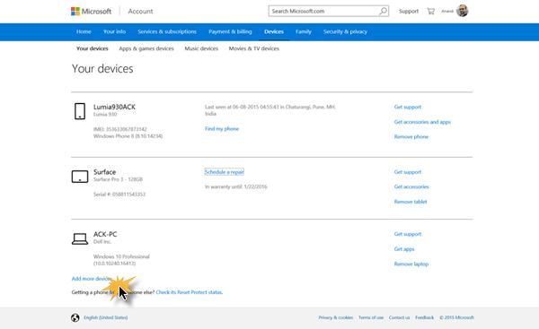 Arreglar: Límite de dispositivos alcanzado en Windows 10