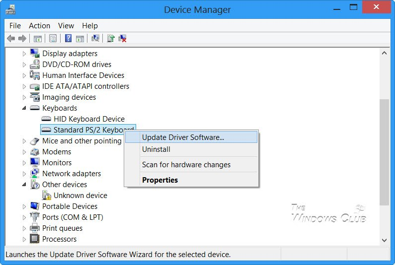 Corrección del error KMODE_EXCEPTION_NOT_HANDLED en Windows 10