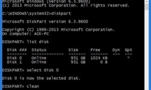 El tipo de sistema de archivos es RAW, CHKDSK no está disponible para unidades RAW.