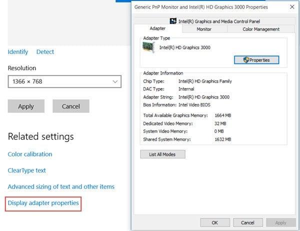 Cómo cambiar la resolución de pantalla y la configuración de la pantalla en Windows 10