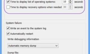 Cambiar el tiempo para mostrar la lista de sistemas operativos y opciones de recuperación en Windows 10/8