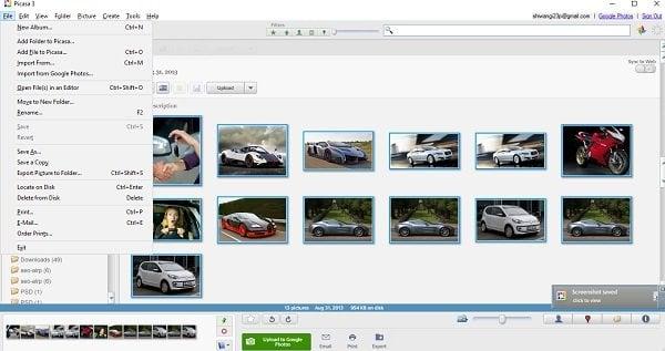 Descarga de la aplicación de escritorio de Picasa para Windows 3