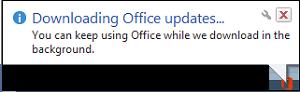 Cómo actualizar manualmente Microsoft Office 2016/2013
