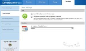 Revisión de Uniblue DriverScanner