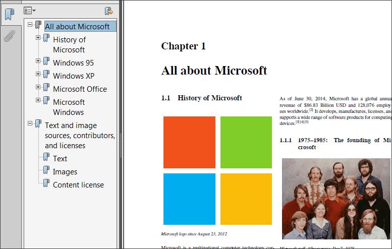 Cómo crear un libro electrónico a partir de Wikipedia 14