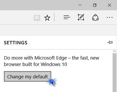 Cómo configurar el navegador por defecto - Chrome, Firefox, Internet Explorer, Edge