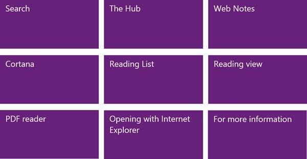 Descargar Microsoft Edge Work Smart Guide