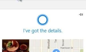 Habilitar y usar Cortana en el navegador Edge