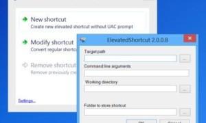 Cómo iniciar programas automáticamente como Administrador en Windows 10