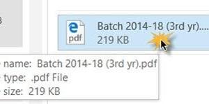 Precauciones que se deben tomar al abrir archivos adjuntos de correo electrónico