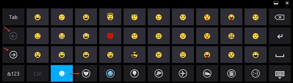 Cómo usar Emoji coloreado usando Internet Explorer en Windows 10