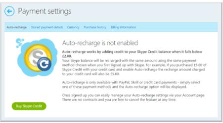 Administra las características pagadas de Skype con estas herramientas