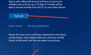 La característica de la línea de tiempo no funciona en Windows 10
