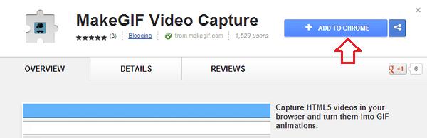 Cree fácilmente imágenes GIF animadas a partir de vídeo 1