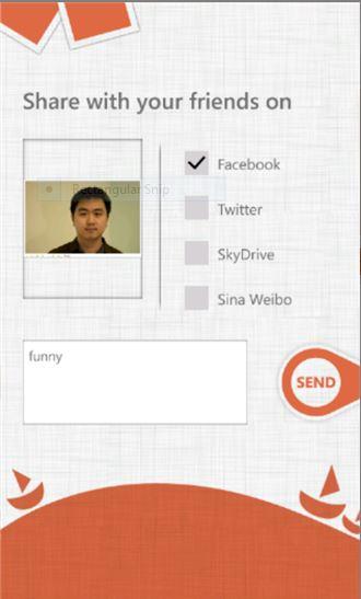 Aplicación Face Touch de Microsoft Research: Crear expresiones faciales divertidas
