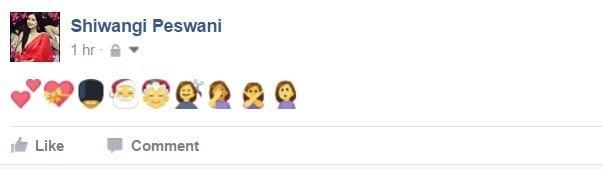 Cómo usar Emojis en Windows 10 7