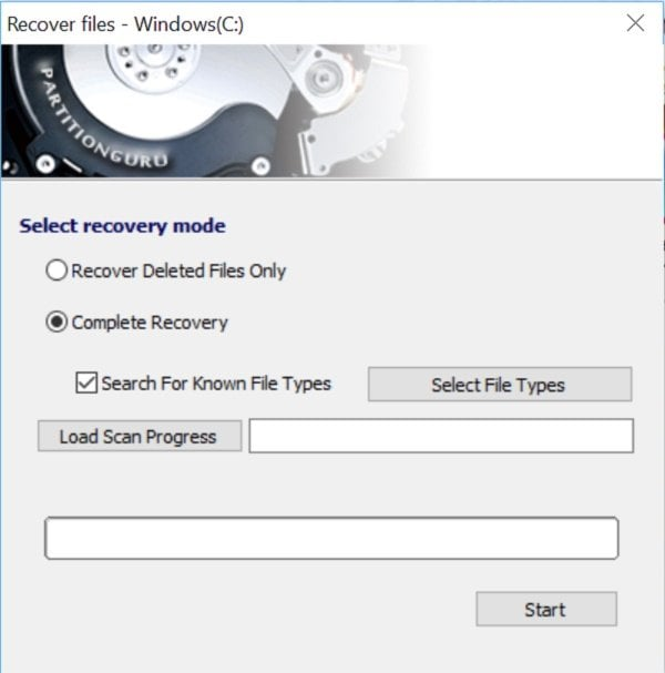 PartitionGuru / DiskGenius: Software gratuito de gestión de particiones, recuperación de datos y copias de seguridad