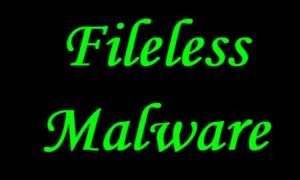Ataques de malware sin archivos, protección y detección