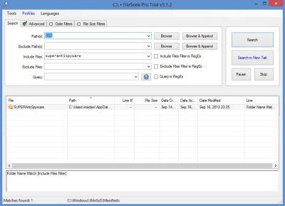5 Herramientas alternativas de búsqueda de Windows para Windows 10/8/7