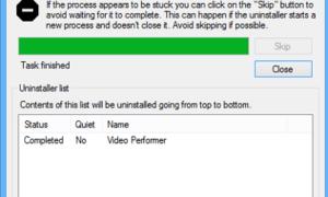 BCUninstaller es un desinstalador a granel para Windows
