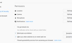 Ajustes en el navegador Quantum de Firefox para personalizarlo a su gusto