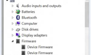 ¿Qué es el firmware? Definición y Tipos