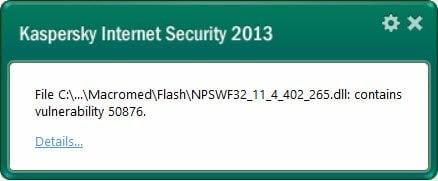 Revisión de la seguridad en Internet de Kaspersky 4
