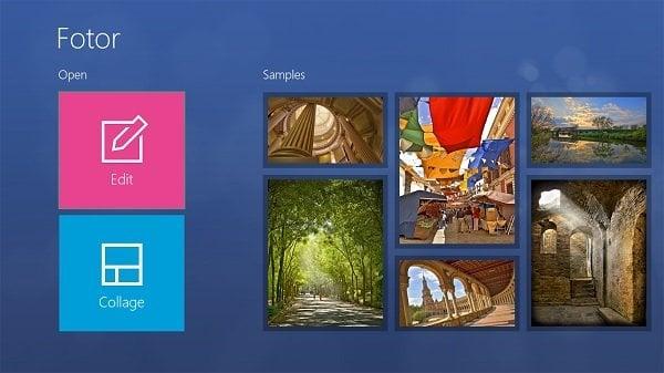Fotor: Aplicación gratuita de edición de imágenes para Windows 10 1