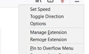 Cómo desplazarse automáticamente por una página web hacia abajo o hacia arriba en Chrome o Firefox