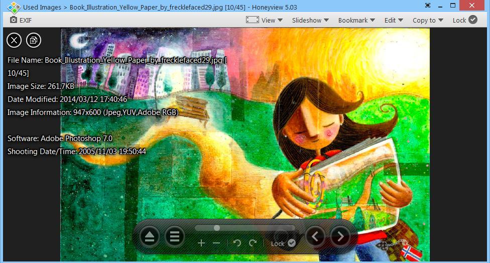 Revisión de HoneyView: Software rápido y gratuito de visualización de imágenes para Windows