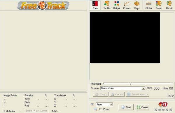 FreeTrack : Crea tu propio PC con las manos libres o una consola de juegos con las manos libres