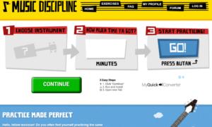 El mejor software de aprendizaje de guitarra y sitios web gratuitos