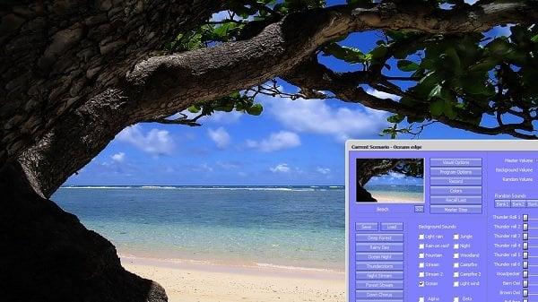 Atmosphere Lite : Disfrute de los sonidos naturales en el escritorio de Windows