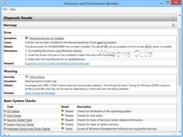 Utilice Windows Reliability Monitor para solucionar problemas de PC