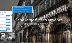 Getalink: Servicio gratuito de intercambio de archivos en línea