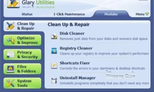 Limpiador de registro gratuito, Limpiador de archivos basura y Optimizadores de Windows para Windows 10/8/7
