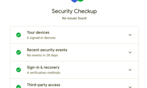 Cómo proteger una cuenta de Gmail de hackers e intrusos