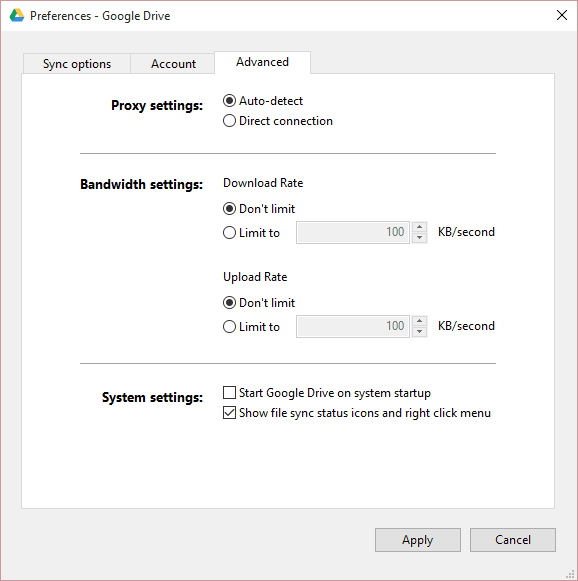 Google Drive para Windows 10: Enlace de descarga de Review and Offline Installer