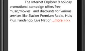 Lector NextGen: Aplicación Google Reader para Windows Phone Mango