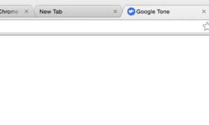 La extensión Google Tone Chrome le permite compartir enlaces con ordenadores al alcance de la mano