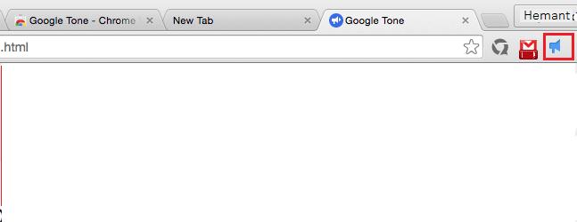 Transmisión de URLs a ordenadores cercanos mediante Google Tone