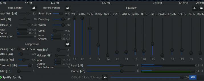 Las mejores extensiones de ecualizador de audio para Chrome y Firefox